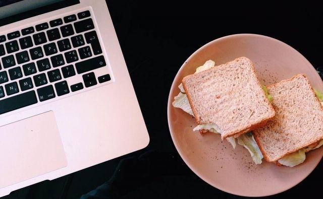 Takšno prehranjevanje med drugim zmanjšuje kreativnost. Foto: Pixabay