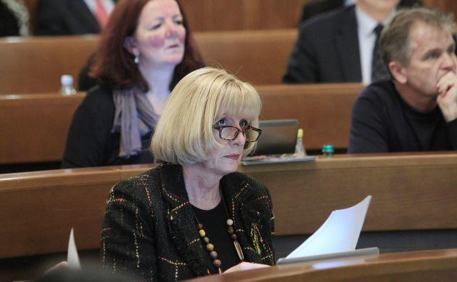 Tožilstvo je vložilo novo obtožbo zoper Jadranko Dakić in soobtožene, a je sodišče ni dopustilo. Foto: Leon Vidic