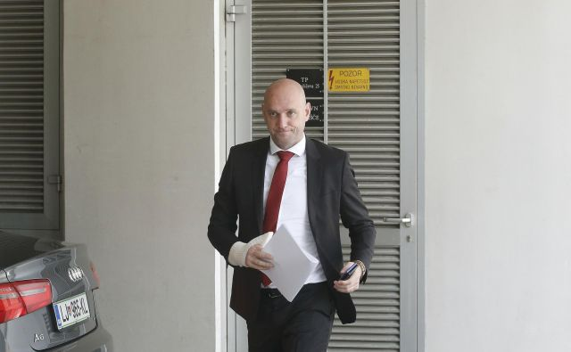 Okoljski minister Simon Zajc je obljubil evropsko in državno pomoč za dodatni vodni vir za območje slovenske Istre. Foto Bla� Samec