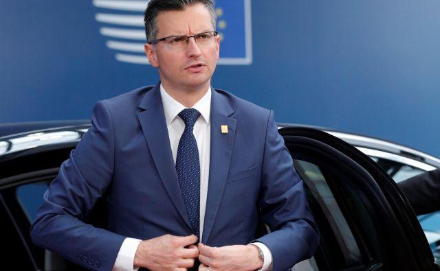 Premier Marjan Šarec na vrhu ni imel opazne vloge, saj je »čakal, kaj bodo povedali drugi«. FOTO: Reuters