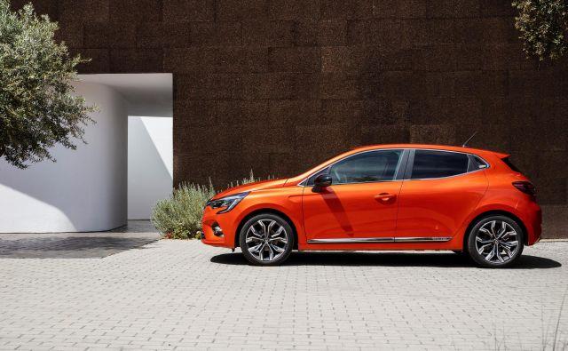 Renault clio pete generacije na naš trg prihaja jeseni.<br /> Foto Renault