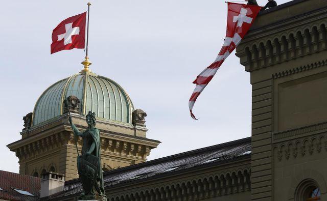 Švicarski parlament je prejšnji teden pozval EU k ponovnemu odprtju pogajanj, a nasprotna stran za to ni hotela niti slišati. FOTO: Reuters