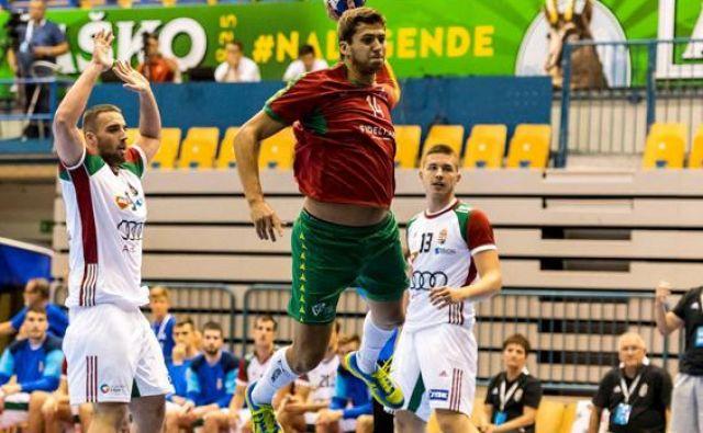 Diogo Silva prihaja v Celje, kjer je blestel na lanskem mladinskem EP. FOTO: EHF<br />