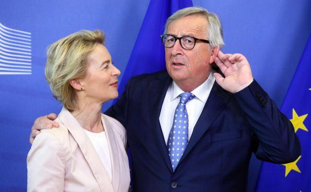 Kako močna in avtonomna bo Ursula von der Leyen? FOTO: Afp