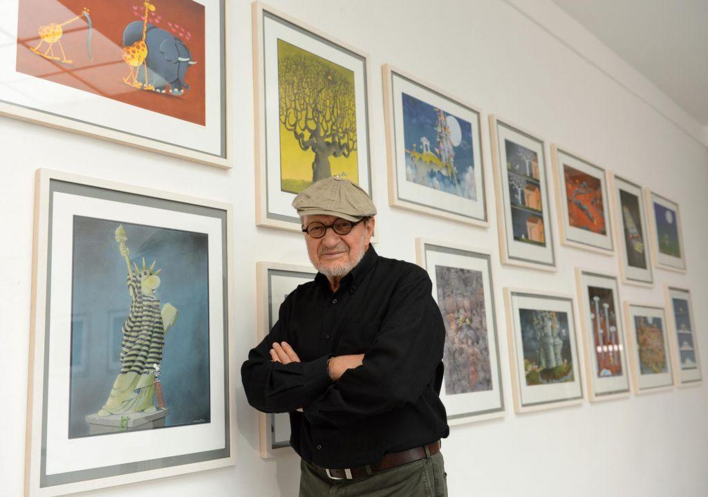 Umrl je argentinski mojster risanega humorja Modrillo