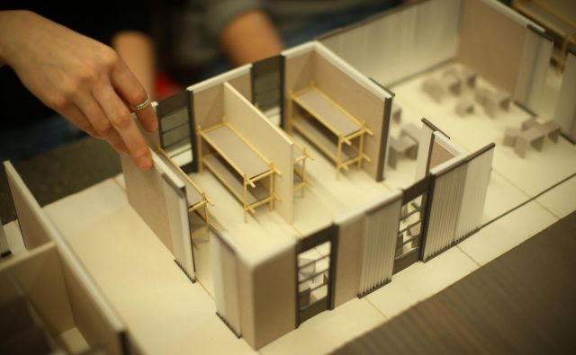 Mop po mnenju gradbenikov favorizira arhitekte; le zakaj? Foto Jure Eržen