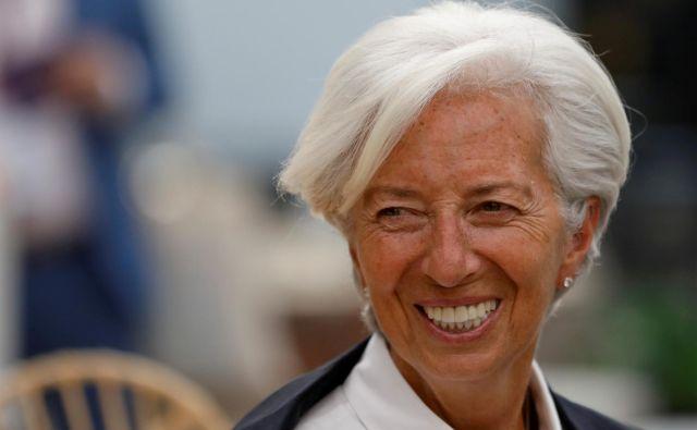 Christine Lagarde Foto Reuters