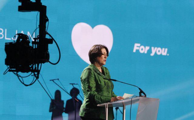 Violeta Bulc, naša trenutna komisarka – pristojna je za promet – je v svojem mandatu pogosto osvajala vrhove javnega mnenja. FOTO: Reuters