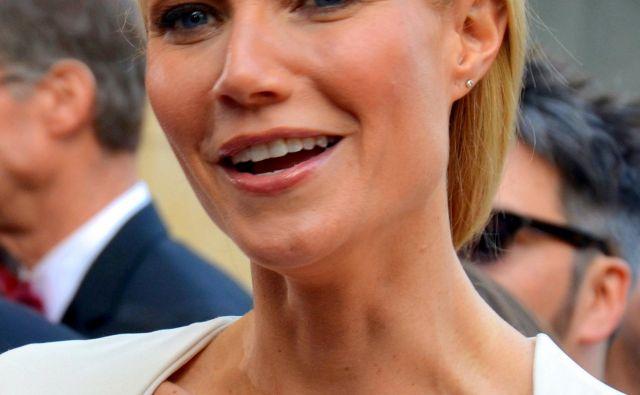 Gwyneth Paltrow, gurujka zdravja. FOTO: Wikipedia