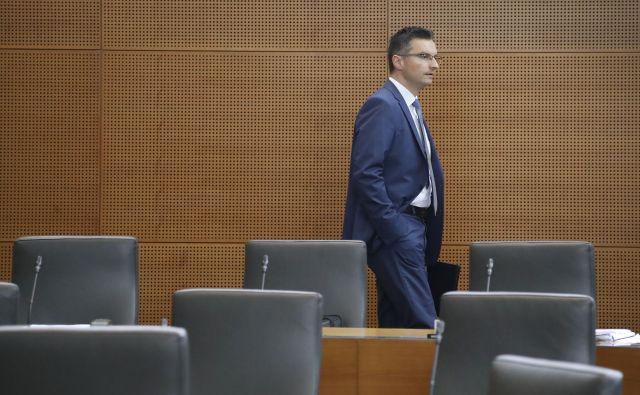 Marjan Šarec. Foto: Leon Vidic/ Delo