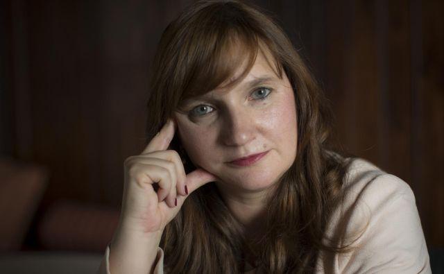 Simona Drenik, nekdanja vodja arbitražne skupine, se je javnosti štiri leta izogibala. FOTO: Voranc Vogel