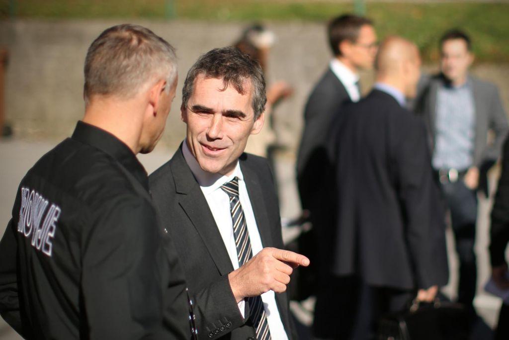 Neuradno: policija preiskovala prostore Sergeja Racmana