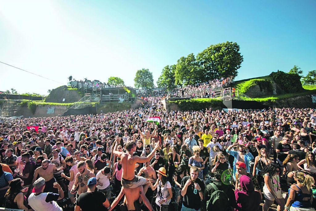 FOTO:Festival Exit, najpomembnejša blagovna znamka Srbije