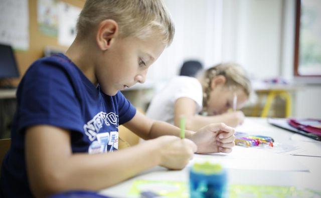 Nobenega dokaza ni, da bi nevladni izvajalci javnih šolskih programov škodili Sloveniji. Da bi škodili otrokom.FOTO: Uroš Hočevar