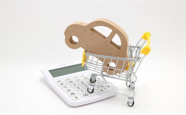 Prodaja avtomobilov je letos za nekaj odstotkov v rdečih številkah. Foto Shutterstock
