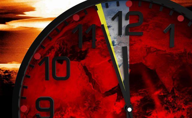 Kaže ta ura minute, tisočletja ali milijone let? Foto Reuters