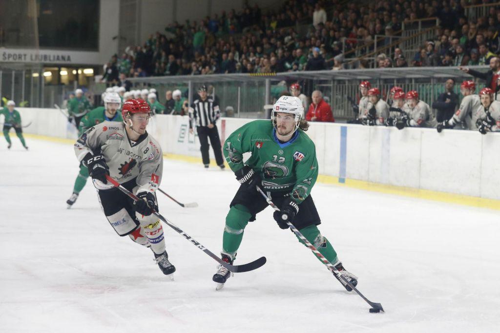 Olimpija tudi v naslednji sezoni v ligi AHL