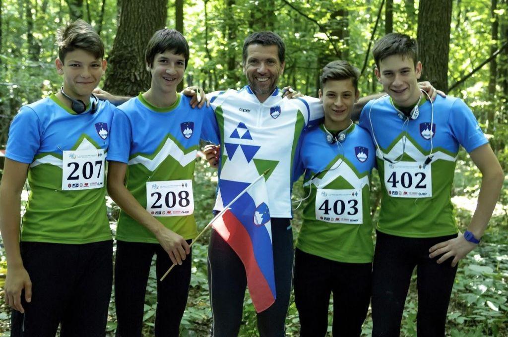 Mladi Slovenci se iz Ukrajine vračajo s tremi odličji