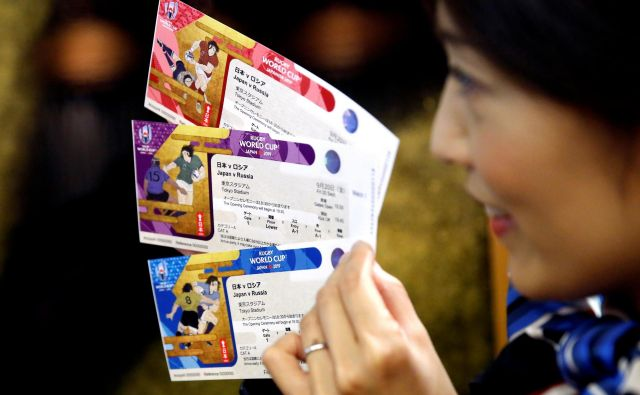 Največji segment spletne prodaje vstopnic je povezanih s športnimi dogodki. Foto: Reuters