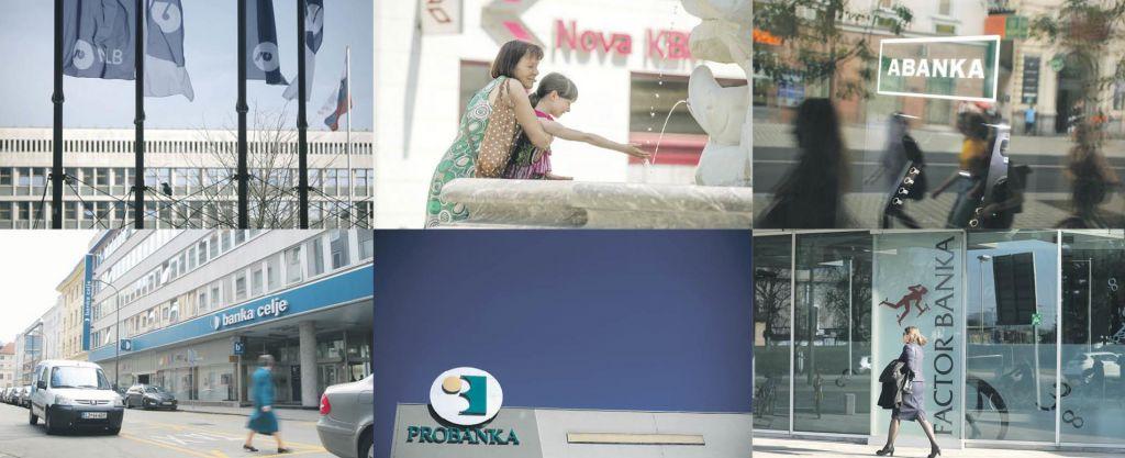 FOTO:Koliko je Slovenija iztržila s sanacijo bank