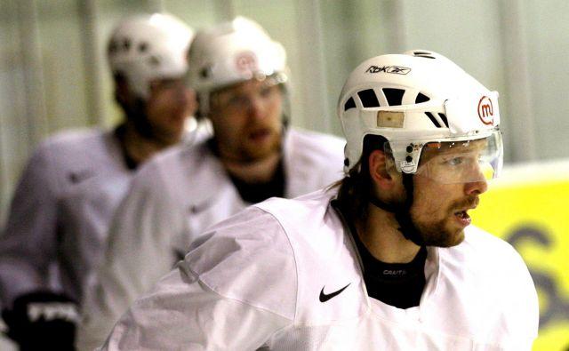 Novi glavni trener jeseniških hokejistov je nekdanji reprezentant Mitja Šivic. FOTO: Roman Šipić