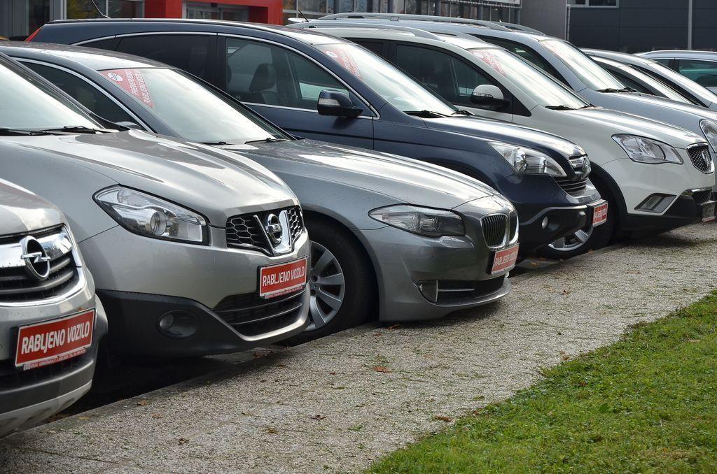 Kje v Evropi imajo najstarejše avtomobile?