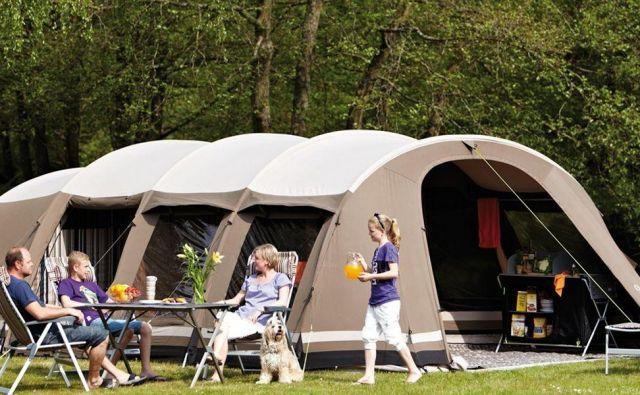 Družinski šotor Foto: Shutterstock