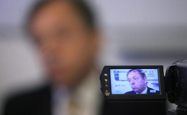 Sodba, po kateri mora država plačati Borutu Brezovarju 22 tisočakov odškodnine z obrestmi, še ni pravnomočna. FOTO: Uroš Hočevar/Delo
