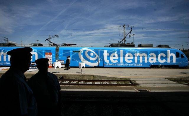 V Telemachu uporabnikom obljubljajo, da jim bodo tudi po 30. septembru zagotavljali uporabo mobilnih storitev na najvišjem nivoju. FOTO: Roman Šipič/Delo