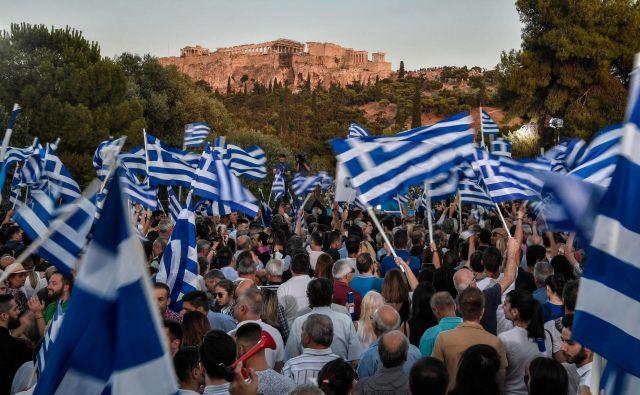 V Grčiji je na čelu vlade spet član ene od tradicionalnih političnih dinastij. FOTO: AFP