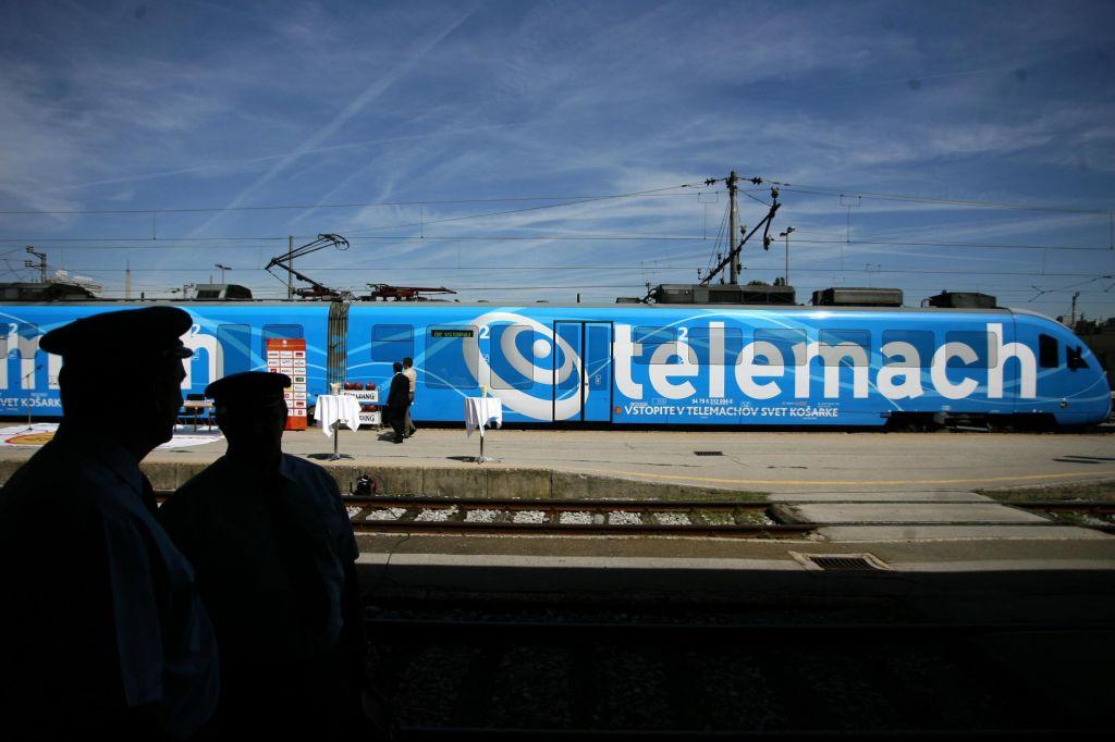 Kaj odvzem frekvence Telemachu pomeni za uporabnike