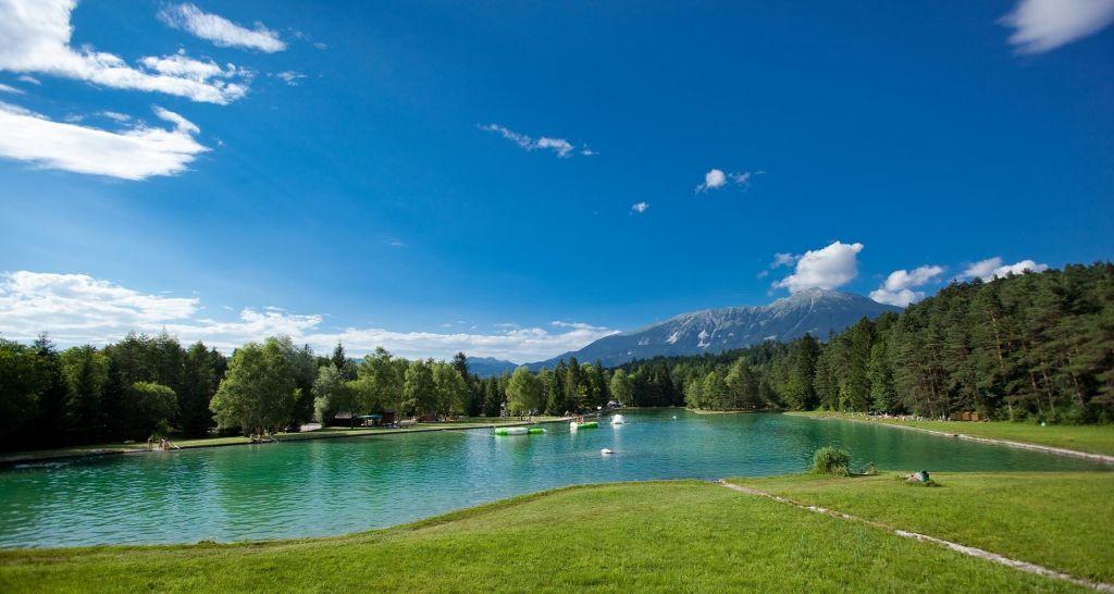 FOTO:Namigi kje kampirati v Sloveniji