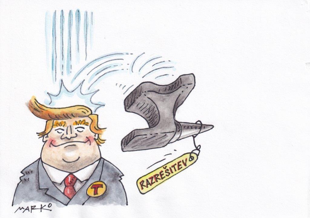 Kako se rešiti Donalda Trumpa