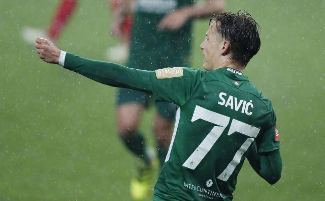 Stefan Savić bo eden od ljubljanskih adutov na drevišnji evropski preizkušnji v Stožicah. FOTO: Leon Vidic