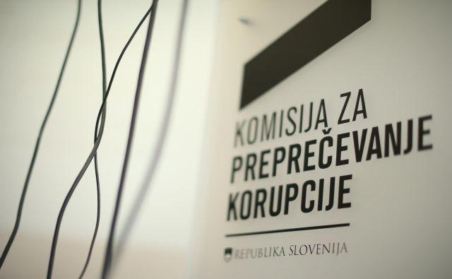 Javna predstavitev kandidata za namestnika predsednika KPK bo jutri ob 11. uri. FOTO: Jure Eržen/Delo