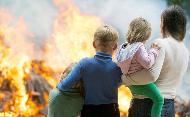 Požar Foto: Shutterstock