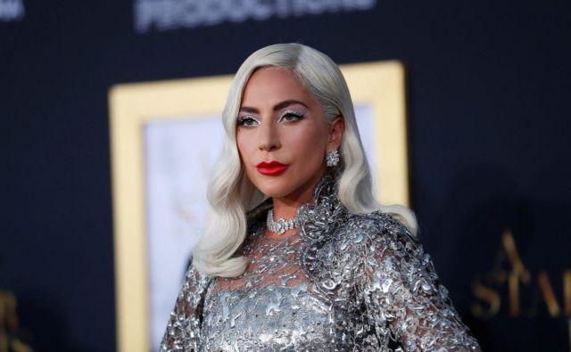 Lady Gaga je napovedala svojo blagovno znamko ličil. Foto Reuters