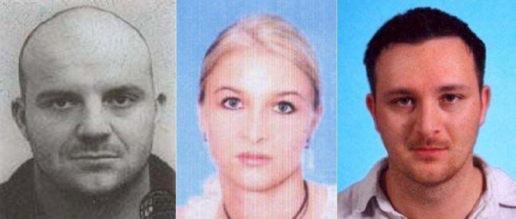 FOTO:Milijoni za tistega, ki ve, kdaj osumljenci ne bodo v Sloveniji