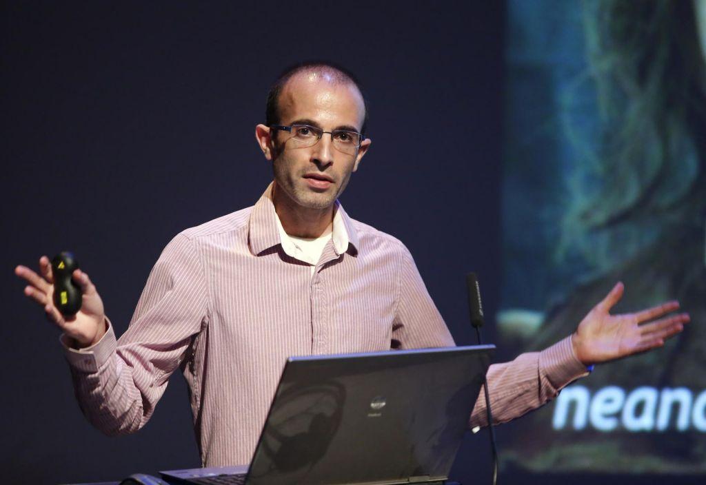 FOTO:Yuval Noah Harari: Ali homo sapiens razume svet, ki ga je ustvaril?