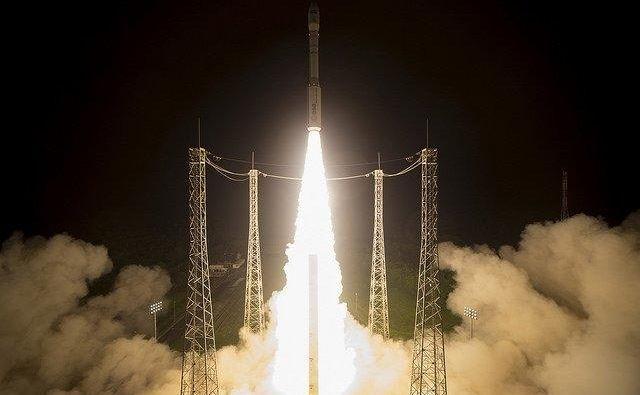 Raketa vega FOTO: Arianespace