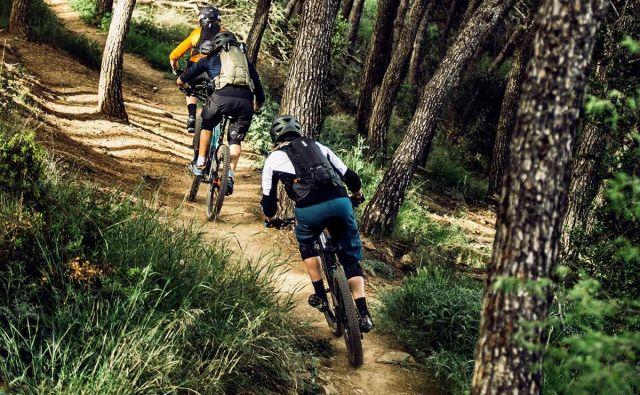 Nujna oprema za gorske kolesarje. Foto: Thule Foto Daniel Ahlgren