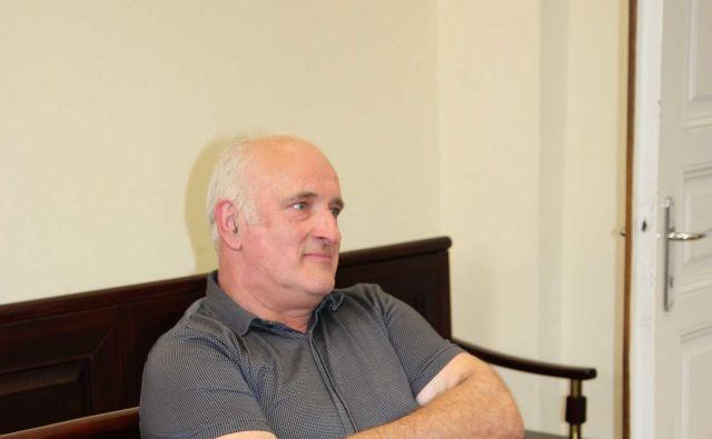Jože Klemenčič je bil nad navedbami tožilca zgrožen.<br /> FOTO: Tanja Jakše Gazvoda