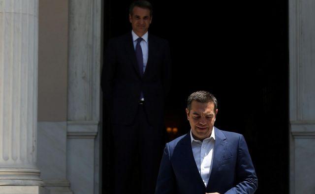 Vse se je spremenilo, levičarja je zamenjal ekstremni neoliberalec, in vendar se ni spremenilo nič. FOTO: Reuters
