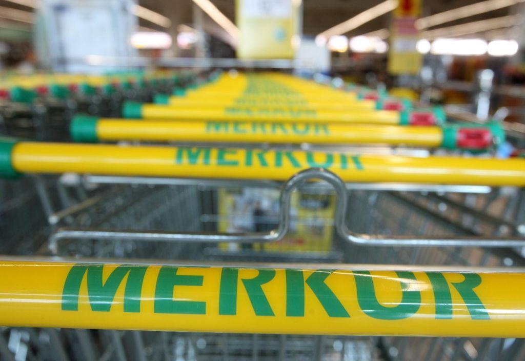 Merkur trgovina izboljšala marže
