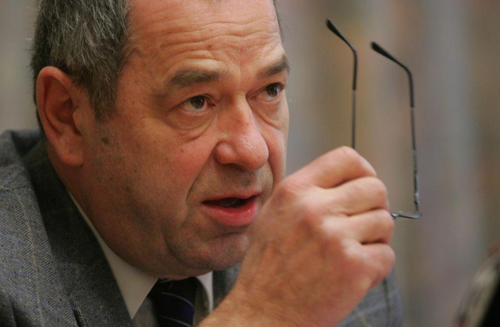 Franc Grad: Malo verjetno, da zadeva ne bo prišla pred ustavno sodišče