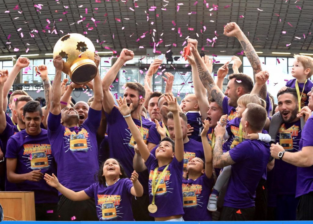 FOTO:Danes začetek 29. sezone v SNL: Maribor absolutni favorit za naslov prvaka