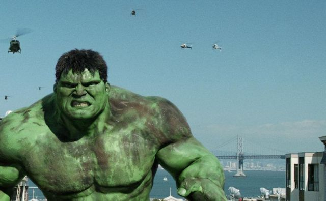 Hulk Foto Press