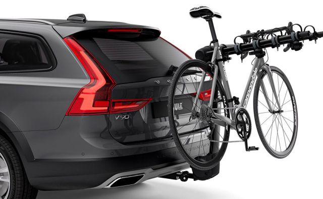 Nosilci koles kot nujna kolesarska oprema Foto: Thule