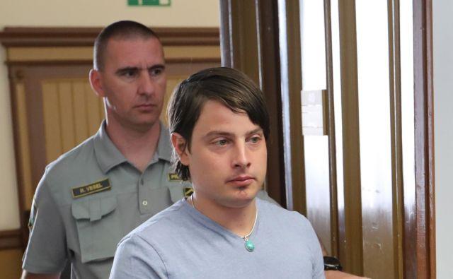Jan Korošec ni priznal krivde. Foto Dejan Javornik