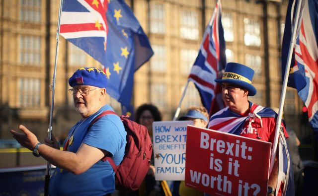 Ne bo manjkala Britaniji evropska slava, Evropi pa britanska vsekakor. Foto Jure Eržen